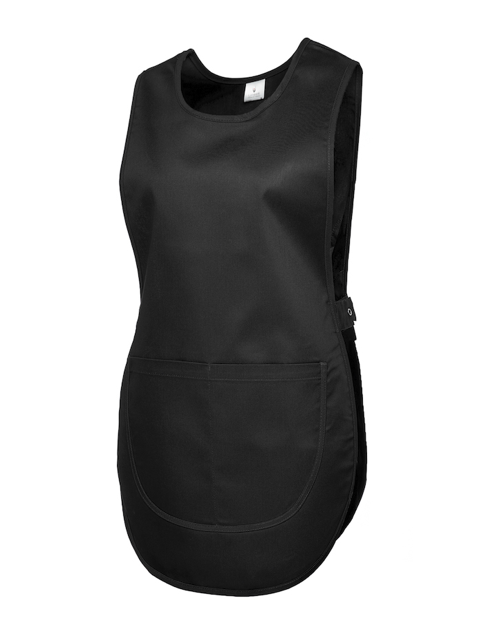 workwear tabard uc920 black