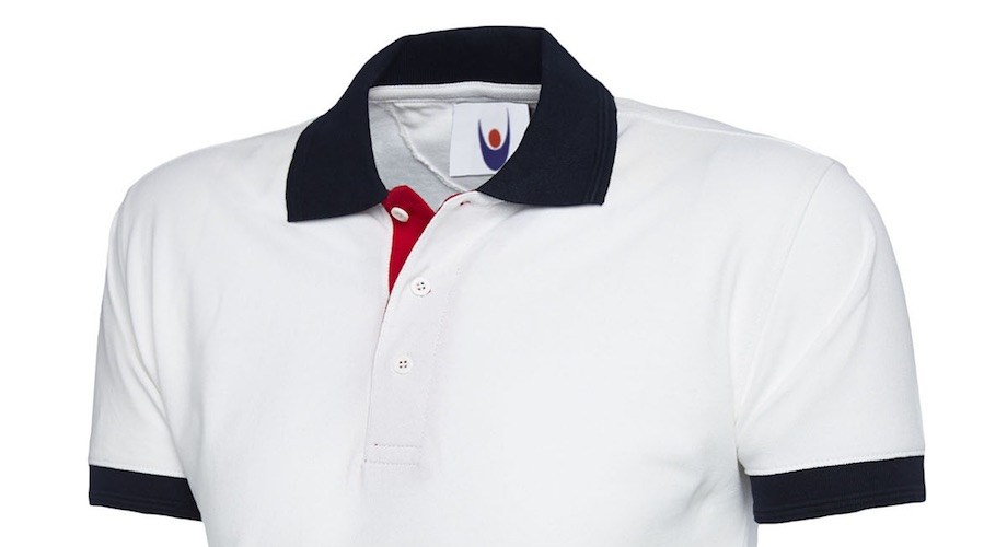 contrast collar