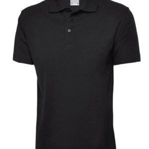 polo shirt ux1 black