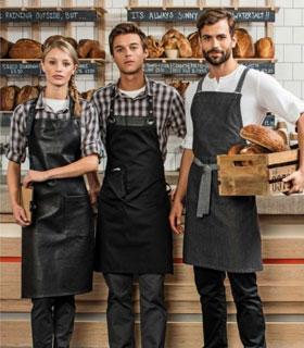 Baker workwear