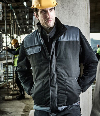 builders bodywarmer