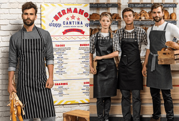butchers workwear banner mobile