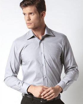 Long sleeve business shirt