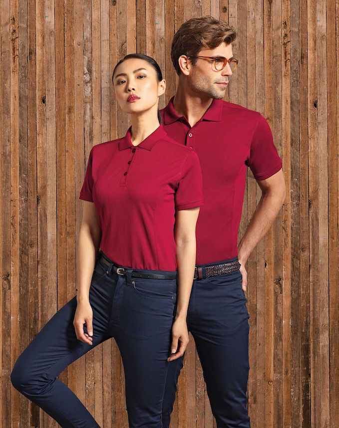 polo shirt content hub