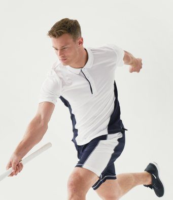 Badminton sports polo
