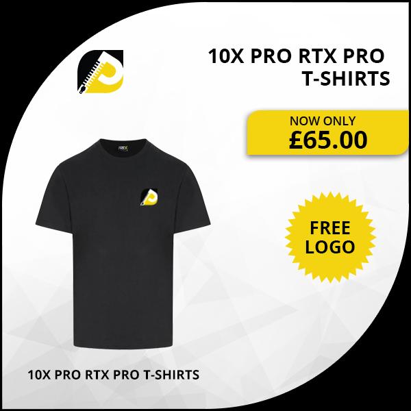 10x Pro RTX Pro T-Shirts