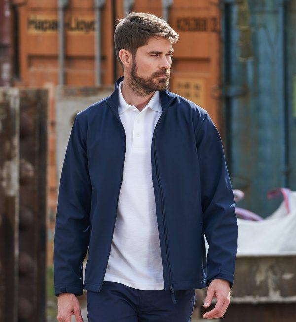 1x Classic Softshell Jacket