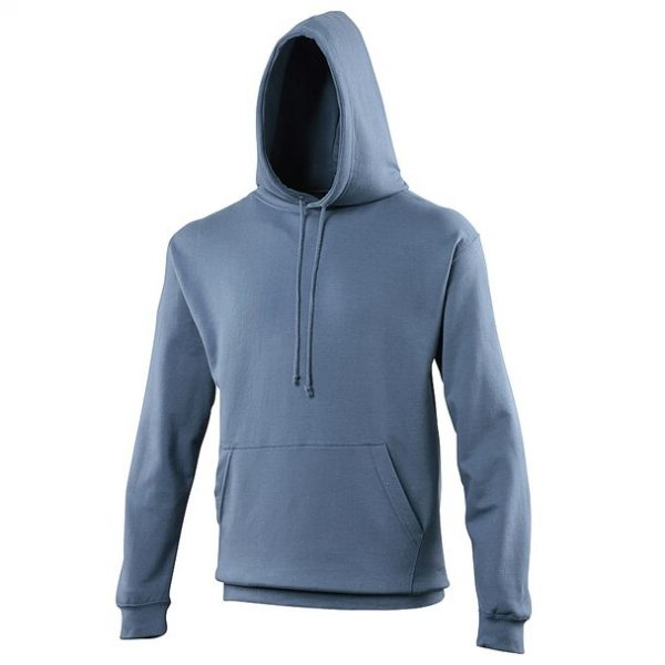 hooded t-shirt airforce blue