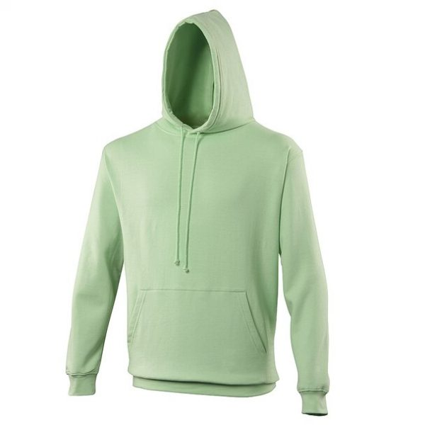 hooded t-shirt apple green
