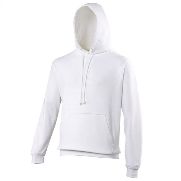 hooded t-shirt arctic white