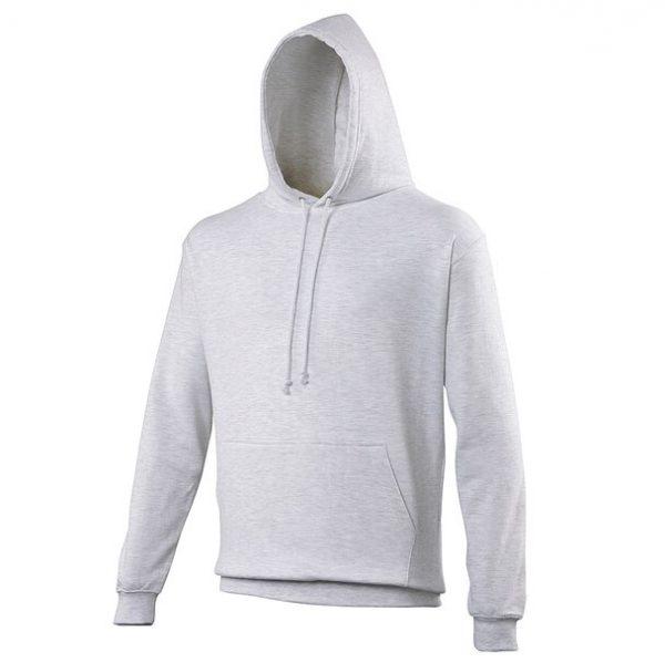 hooded t-shirt ash