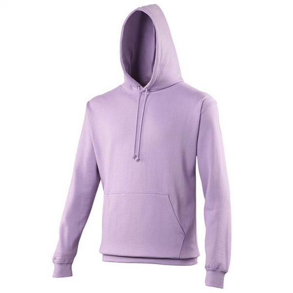 hooded t-shirt lavender