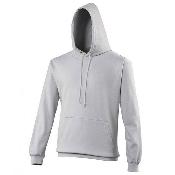 hooded t-shirt moondust grey