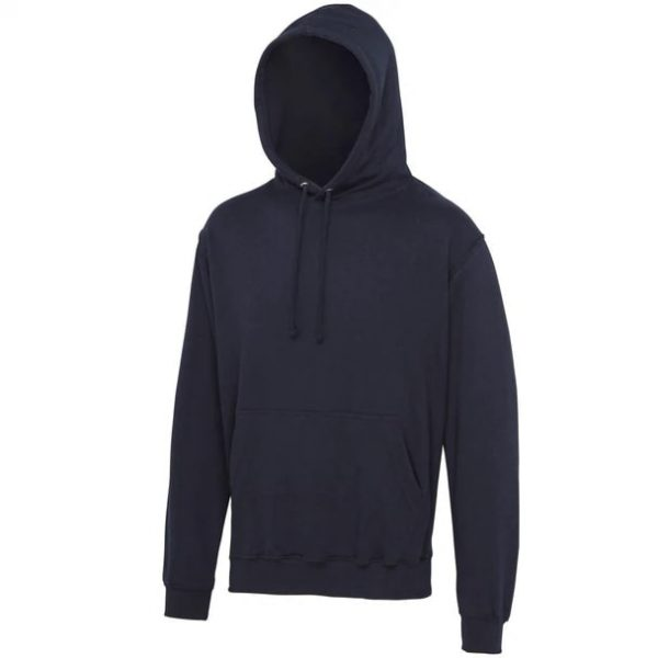 hooded t-shirt new french navy