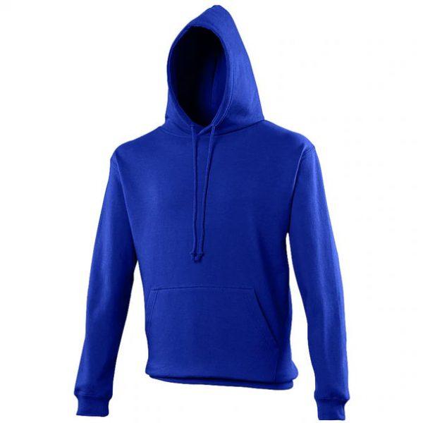 hooded t-shirt Royal Blue