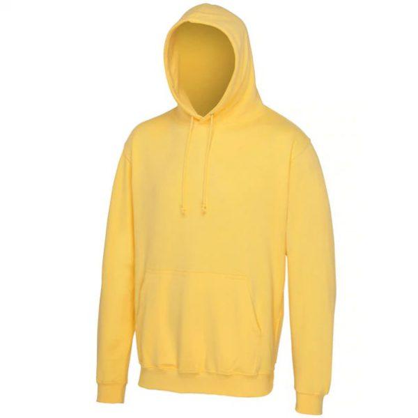 hooded t-shirt Sherbet Lemon