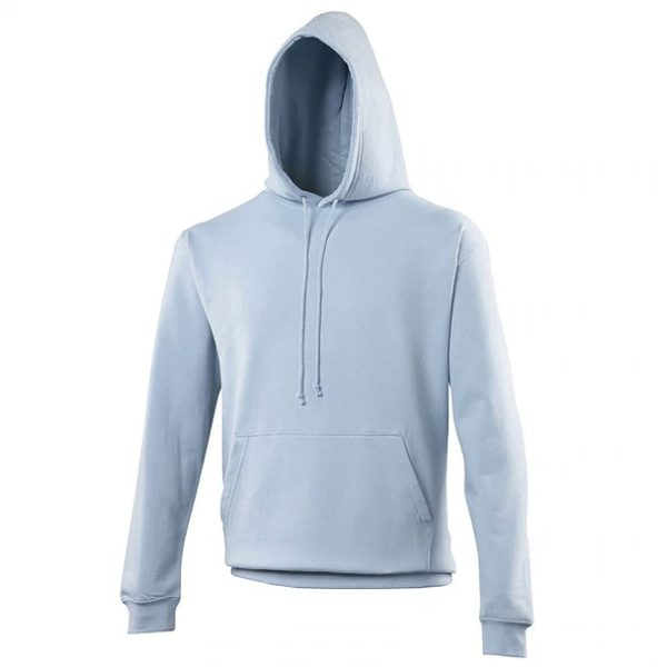 hooded t-shirt Sky Blue