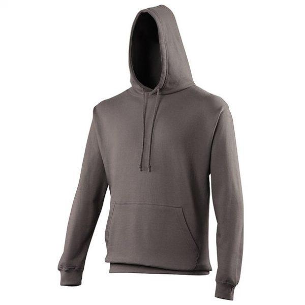 hooded t-shirt Steel Grey