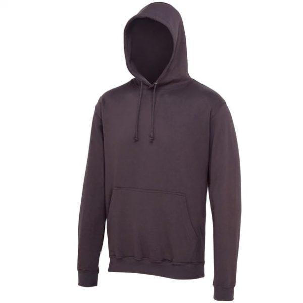 hooded t-shirt Storm Grey