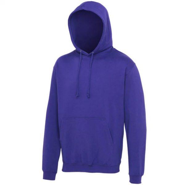 hooded t-shirt Ultra Violet