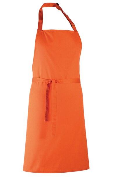 apron orange