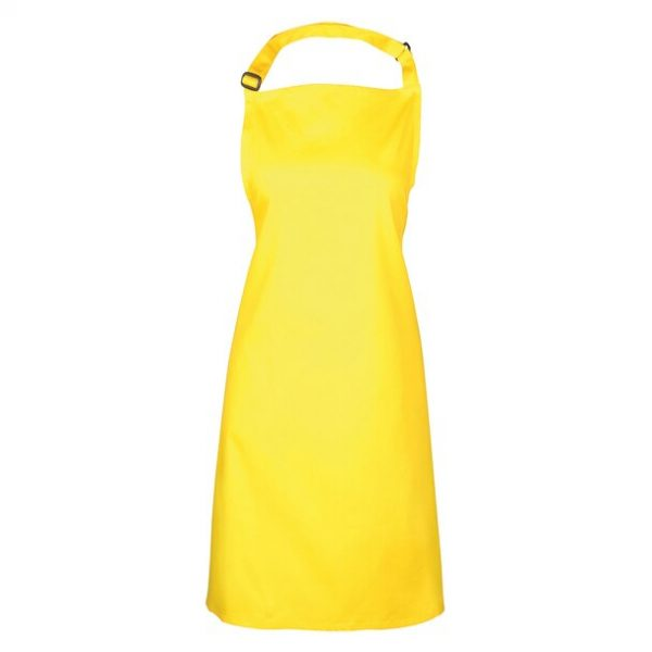 apron yellow