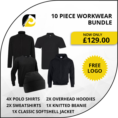 10 piece workwear bundle
