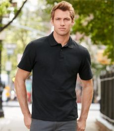 Custom Cotton Polo Shirt